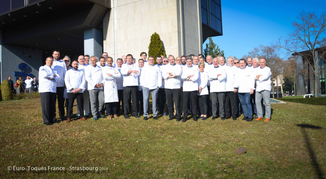 Phot. Officielle ETF 2019 - Chefs BD